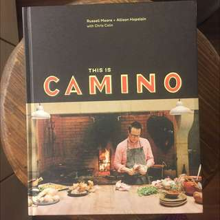 This Is Camino Cookbook