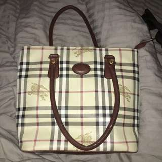 High Quality Burberry Tote
