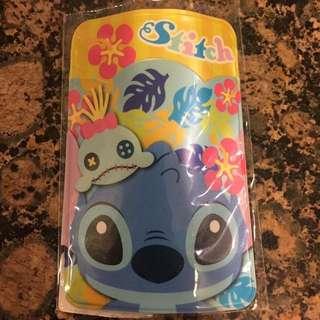 Stitch Card Case (plastic )