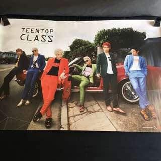 Teen Top B1 Official Poster
