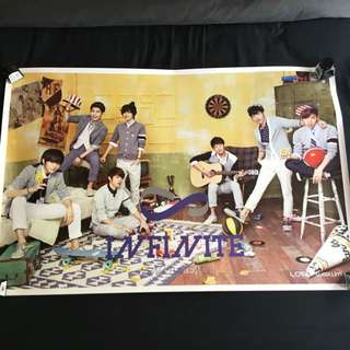 B2 INFINITE New Challenge Official Poster