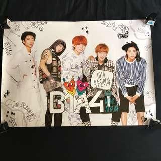 B1A4 Official A2 Poster