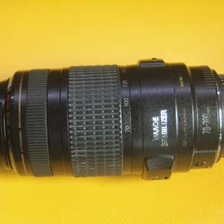 Lens Canon 70-300mm Is Usm F4-5.6
