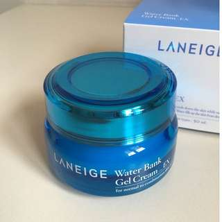 Laneige Water Bank Gel Cream EX