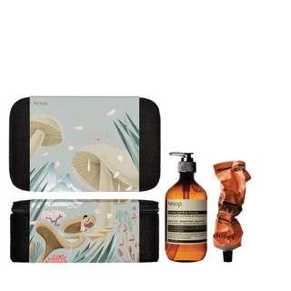 Aesop 天竺葵身體潔膚露 堅定的採集者 橙香身體乳霜
