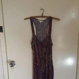 summer dress with zip!