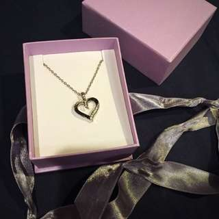 Michael Hill Heart Pendant