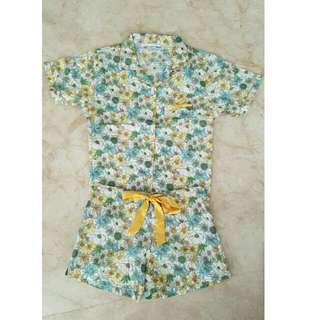 Baju Tidur Katun Jepang 👍