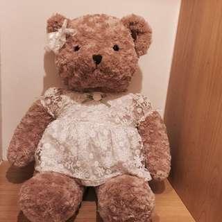 Big Teddy Bear From Teddy House Indonesia Original
