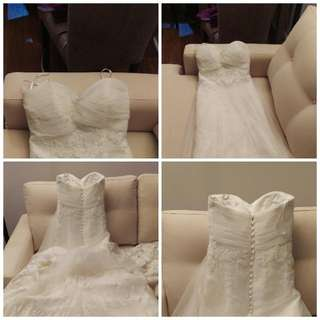 La Saposa Denia Wedding Dress
