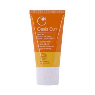 Oasis Beauty Oasis Sun SPF30 sunscreen 50ml