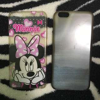 Minnie Mouse Silicone iPhone 6 Plus Case