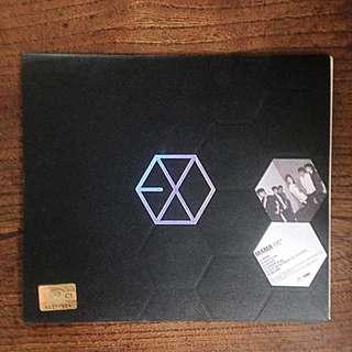 EXO-M MAMA Album