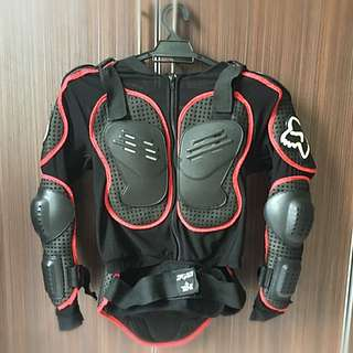 Original Fox USA Biker's Jacket