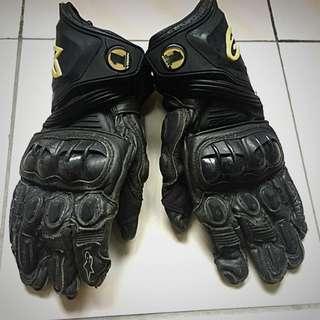 Original Alpinestars Biker Gloves