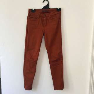 Scanlan and Theodore Skinny Leg Jeans