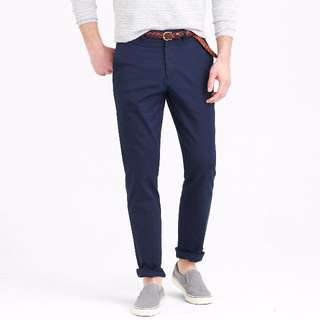 NAVY BLUE KASUAL CHINO
