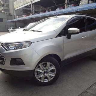 Assume- Ford Ecosport 2016 AT
