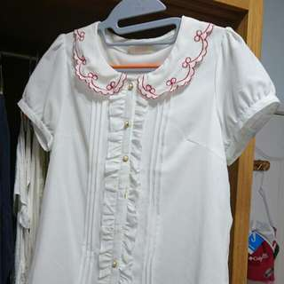 Mussa日系襯衫