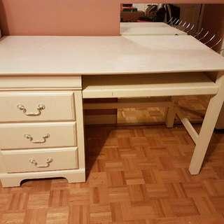 Vanity And/or Sitting Desk