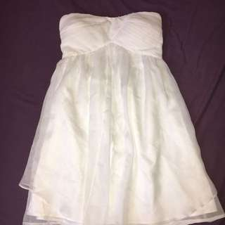 Dotti White Dress