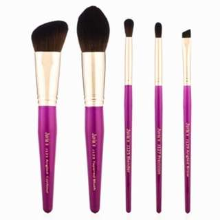 juvia blend it out brushes 5 set