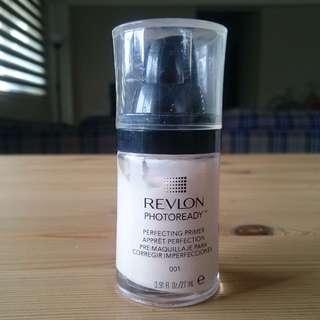 REVLON 日本帶回 超上鏡柔焦煥顏妝前乳 露華濃