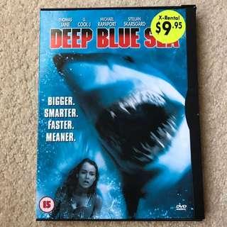 Deep Blue Sea Movie