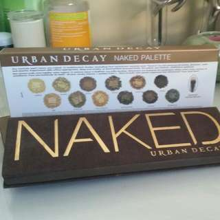 URBAN DECAY NAKED 1 PALETTE (New)