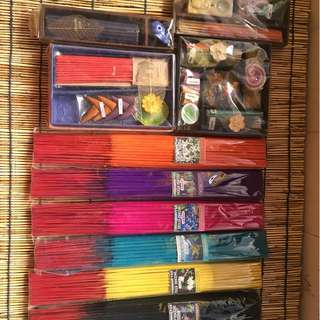 Scent Sticks and Gift Sets