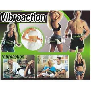 slimming belt vibroaction sabuk pelangsing tubuh murah bukan obat harga promo spesial