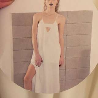 Finders Keepers midnight Maxi Dress