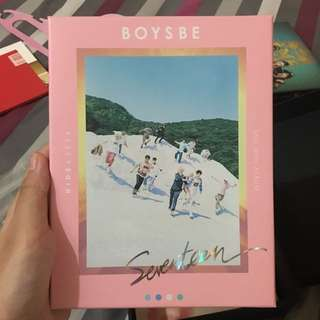 Boys Be Seventeen Album
