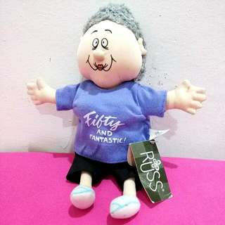 RUSS The Old-timers Doll (Fifty And Fantastic)