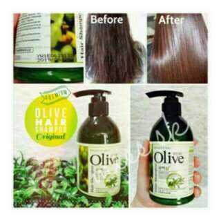 Shampo Olive