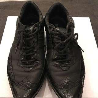 Diesel Lace Up Oxford Shoes, Sz42
