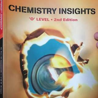 Chemistry Insights O Level 2nd Edition