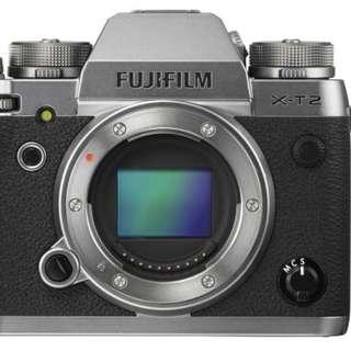 Fujiflim X-T2 Graphite Body