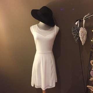 Elegant Chiffon Dress