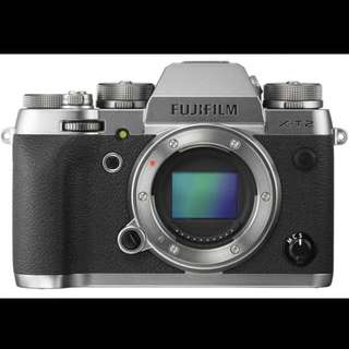 Fuji X-T2 Body Graphite Edition