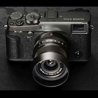 Fuji X-Pro2 Kit 23mm F2 Lens Graphite Edition