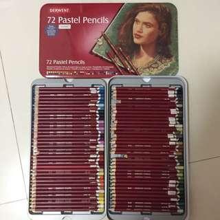 Derwent Pastel Pencils 72 Color