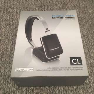 Harmon Kardon High Performance Headphones - Brand new