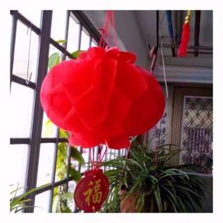 BN 5pcs CNY Decoration / Lanterns