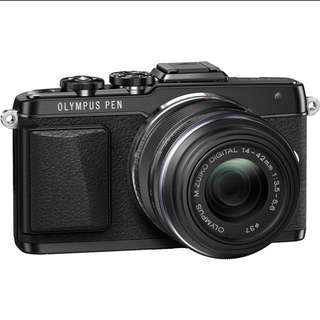(Out Of Stock) Olympus E-PL7 Kit 14-42mm Lens