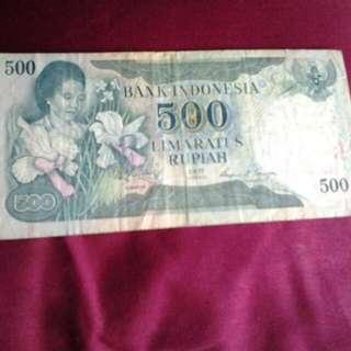 500rupiah