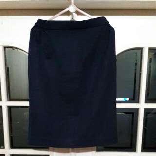 Midi Skirt ( Rok Span )