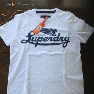 Superdry T-shirt BRAND NEW WITH TAGS