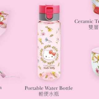 Hello Kitty x Crabtree Evelyn 水樽