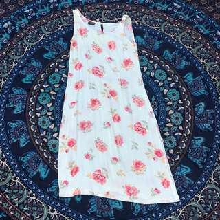 Floral Country Road Dress